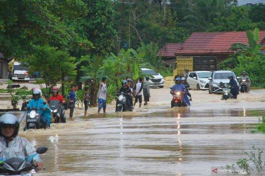 MRI-ACT bantu penanganan banjir Kalimantan Selatan