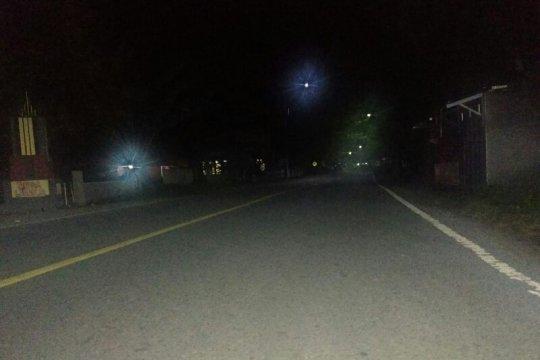 Arus balik masih sepi di jalur trans Sulawesi Majene