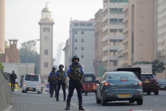 Pemimpin Sri Lanka pecat kepala dinas intelijen