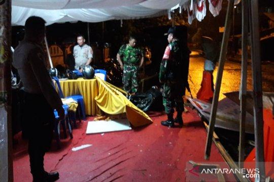 Dua lakalantas akibat pengaruh miras tewaskan satu warga