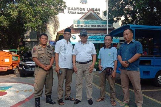 Wali Kota Jakut pantau pengaduan masyarakat pascaliburan Lebaran