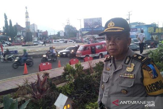 Polres Cianjur amankan belasan pelaku kriminal selama puasa