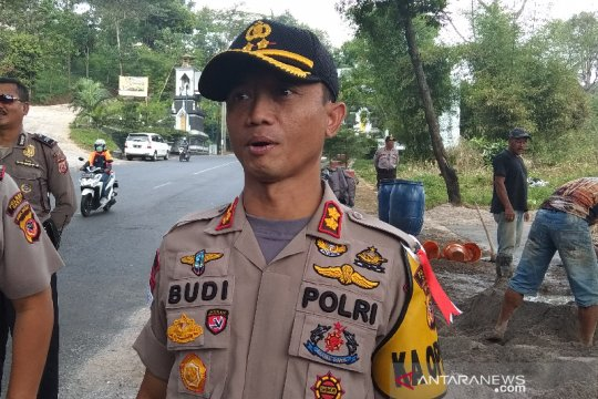 Polisi ungkap pungli objek wisata Cipanas Garut