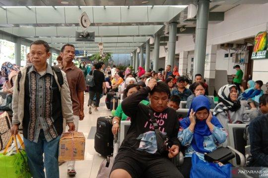 42.964 pemudik tinggalkan Jakarta pada H+3 Lebaran