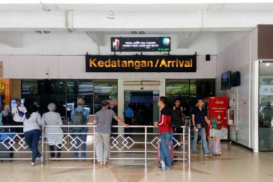 Pemudik manfaatkan libur terakhir Lebaran untuk kembali ke Jakarta