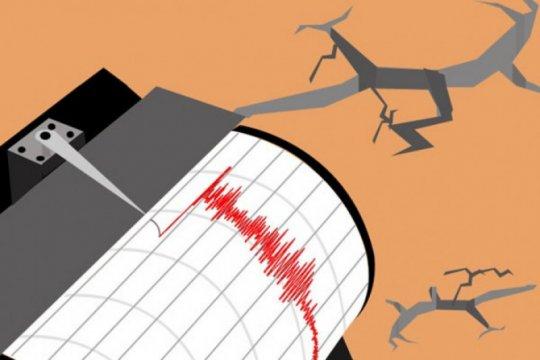Gempa magnitudo 5,4 di Jayapura akibat sesar Mamberamo