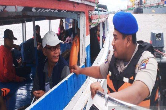 Satpolairud Polresta Banjarmasin tingkatkan keamanan di kawasan wisata
