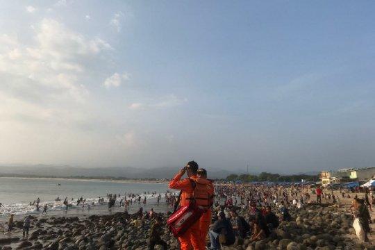 Polres Garut: Tak ada kecelakaan laut selama libur Lebaran