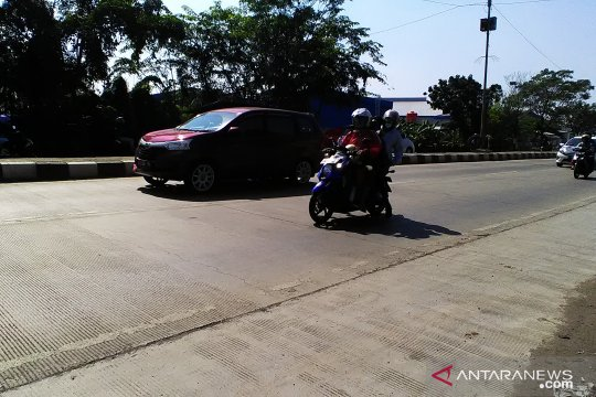 Jalur Pantura hingga arteri Karawang didominasi pengendara motor