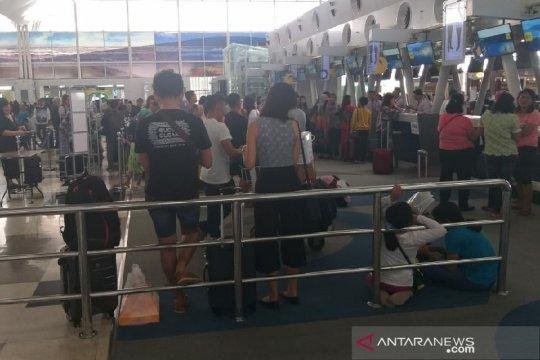 H+3 arus balik di Bandara Internasional Kualanamu capai 10.328 orang