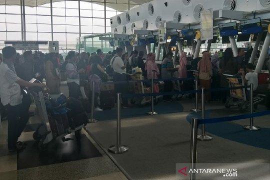 Pemudik segera ke Jakarta hindari terlambat bekerja