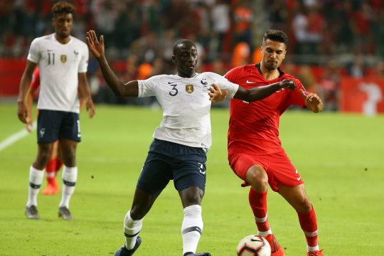 Perkuat pertahanan, Real Madrid hadirkan Mendy