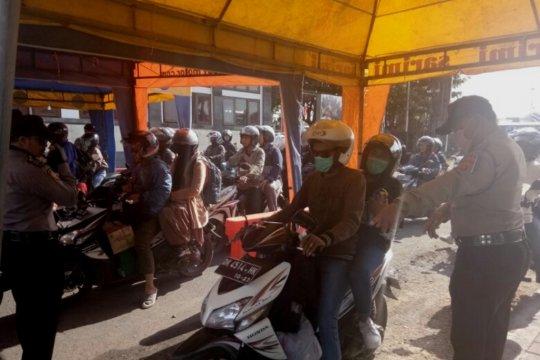 Pemeriksaan kendaraan di Gilimanuk dipindahkan selama Lebaran