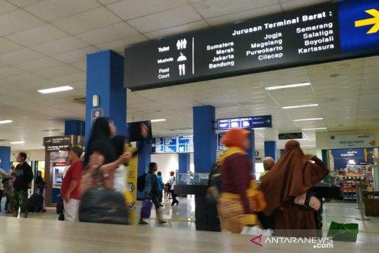 Puncak arus balik di Tirtonadi Surakarta mencapai  52.397 orang