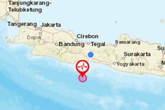 Belum ada laporan kerusakan akibat gempa di Cilacap