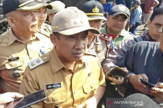 Tujuh ASN Pemkot Bandung absen saat hari pertama kerja