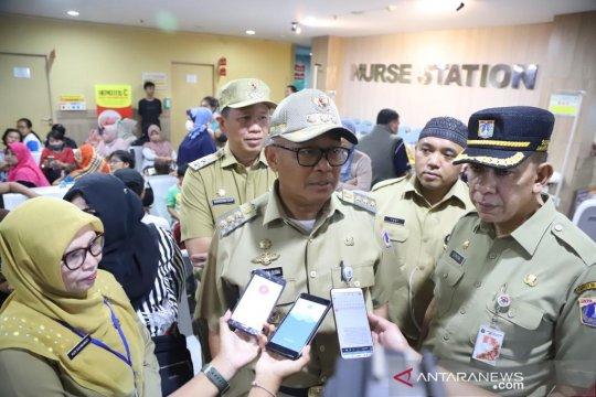 Walkot Jakut gelar sidak layanan masyarakat prima usai Lebaran
