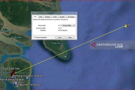 Penumpang KM Lambelu dilaporkan lompat ke laut di Tarakan