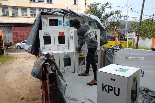 KPU Maybrat : Hasil audit dana kampanye sudah diserahkan kepada parpol