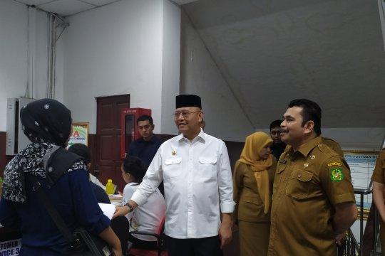 Hari pertama kerja, Wali Kota Medan lakukan sidak ke Disdukcapil