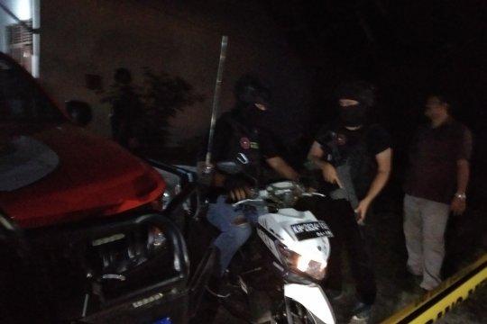 Polda Kalteng amankan warga diduga teroris