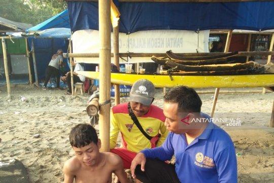 17 wisatawan tenggelam di Laut Selatan Sukabumi berhasil diselamatkan