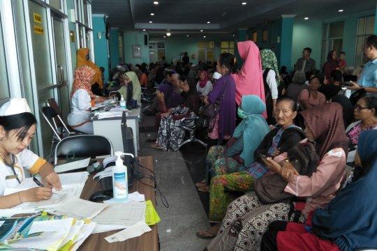 Pasien RSUD Mataram naik 15 persen