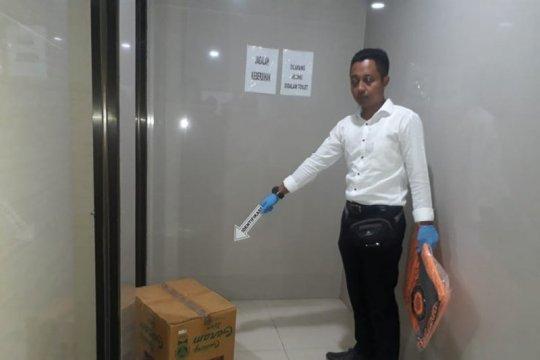 Polisi selidiki penemuan mayat bayi di toilet pusat perbelanjaan