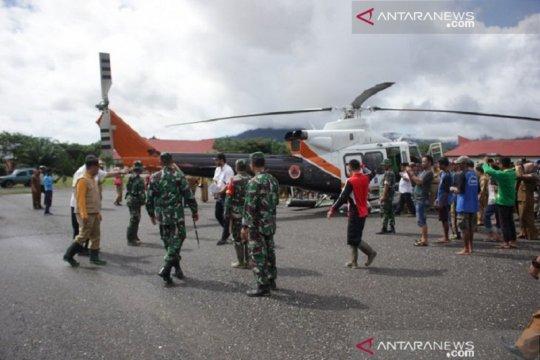 Banjir Konawe Utara, BNPB datangkan satu helikopter