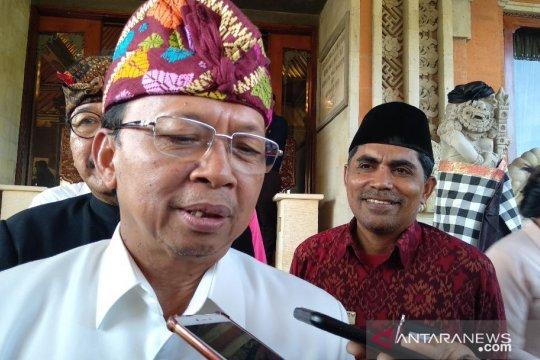 Gubernur: Pusat Kebudayaan Bali dibangun mulai 2020