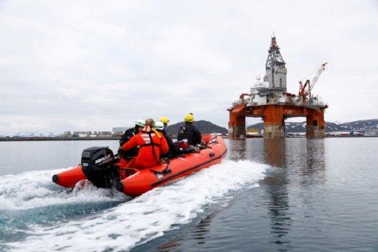 """Greenpeace: Tambang laut dalam dapat rusak """"perbatasan terakhir kita"""""""