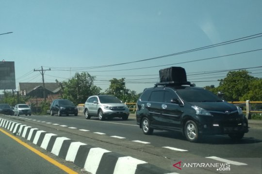 PII nilai kemacetan arus balik bukan karena infrastruktur
