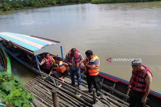 Pencarian korban tenggelam di Sungai Batang Toru dilanjutkan