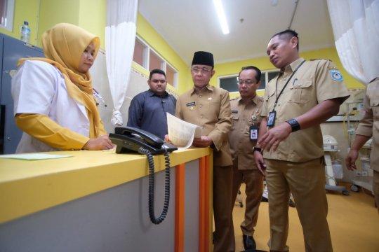 Wali Kota Mataram sidak pegawai pascalibur Idul Fitri