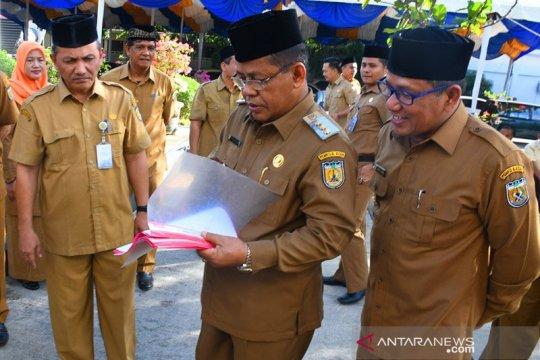 Kehadiran PNS Pemkot Banda Aceh capai 99,22 persen