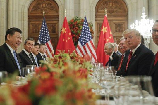 China katakan terbuka untuk pembicaraan lebih lanjut dengan AS
