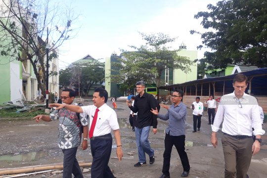 ADB: pembangunan IAIN Palu pascatsunami dimulai Juli 2020