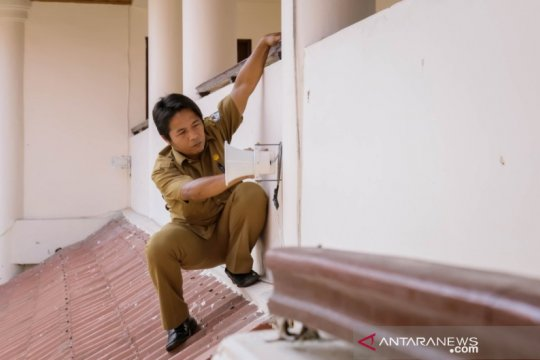 Kantor Bupati Aceh Barat pasang TOA hidupkan pengajian setiap hari