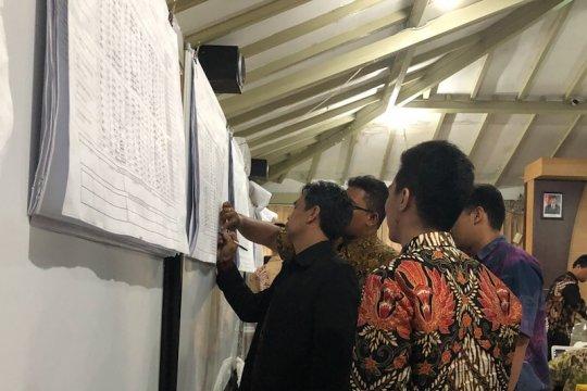 KPU Yogyakarta gelar pleno penetapan caleg terpilih 3 Juli