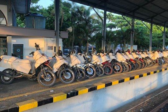 Angkutan motor gratis dari Daop 6 naik signifikan