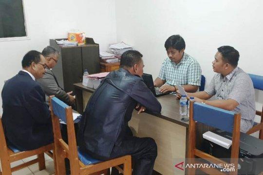 Caleg S kembali berikan keterangan di Mapolres Jayapura Kota