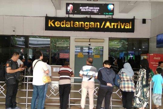 12.796 penumpang tiba di Bandara Halim Perdanakusuma pada H+4