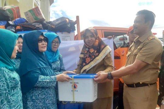 Korban banjir di Sidrap mendapat bantuan