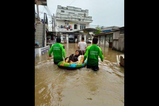 Dompet Dhuafa kerahkan tim bantu korban banjir di Konawe