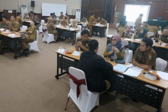 Pemprov Banten sidang disiplin 219 ASN bolos hari pertama kerja