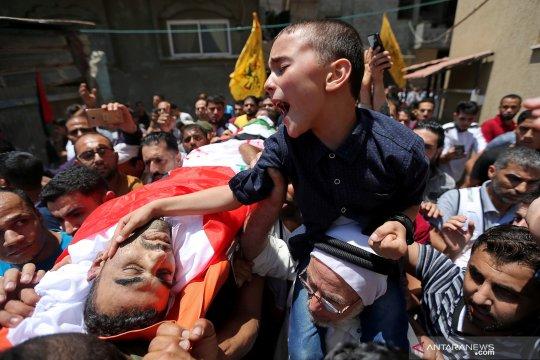 Rakyat Palestina mengenang mantan Presiden Mursi