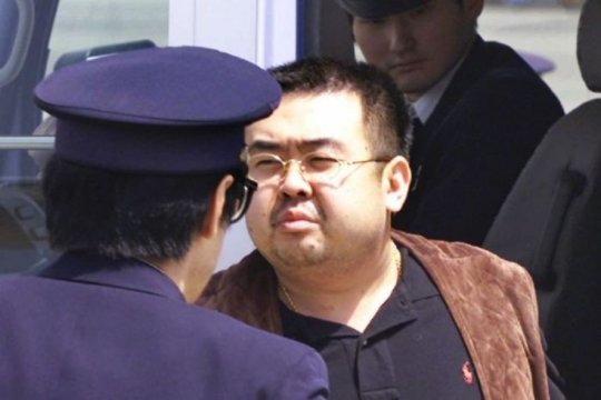 WSJ: Saudara tiri Kim Jong Un seorang informan CIA