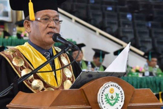 Rektor Unimed: Revolusi Industri 4.0 menuntut perubahan pendidikan