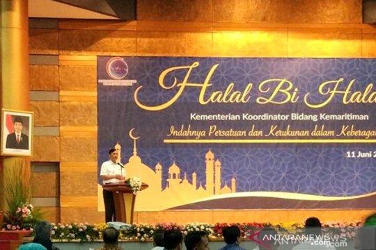 Usai Ramadhan, Luhut mengaku turun berat badan 3,5 kg