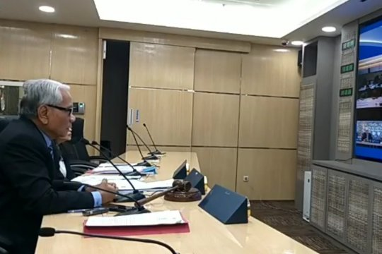 DKPP gelar sidang dugaan pelanggaran kode etik oleh PPLN Kuala Lumpur